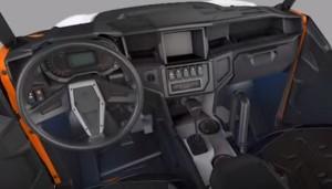 general 1000 interior