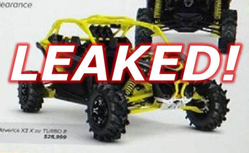 2019 Polaris Rzr Rumors >> 2018 Maverick X3 XMR