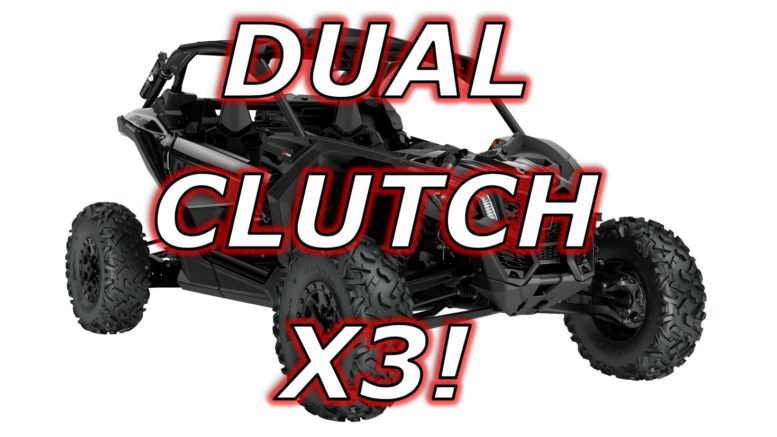 2019 DUAL CLUTCH MAVERICK X3 IS ALMOST HERE!